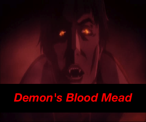 demon's blood mead