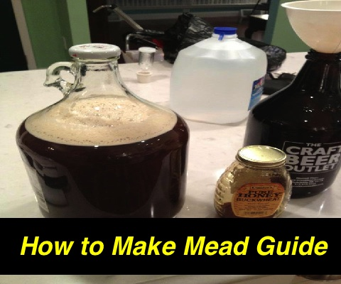 How to make mead guide